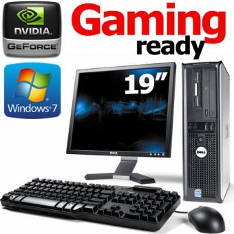 COMPLETE Desktop 19inches TFT keyboard and mouse