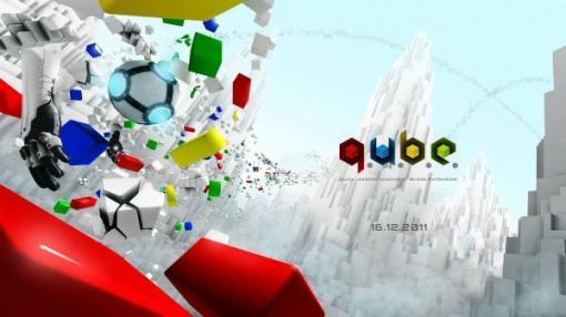 Q.U.B.E. 2012 Laptop/Desktop Computer Game.